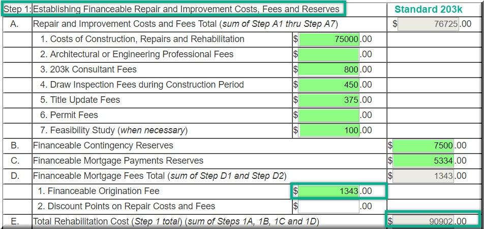 203k loan calculator 1-1