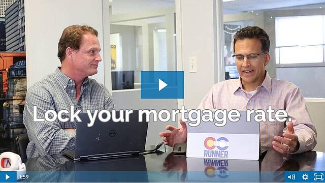Lock your Mortgage Rate