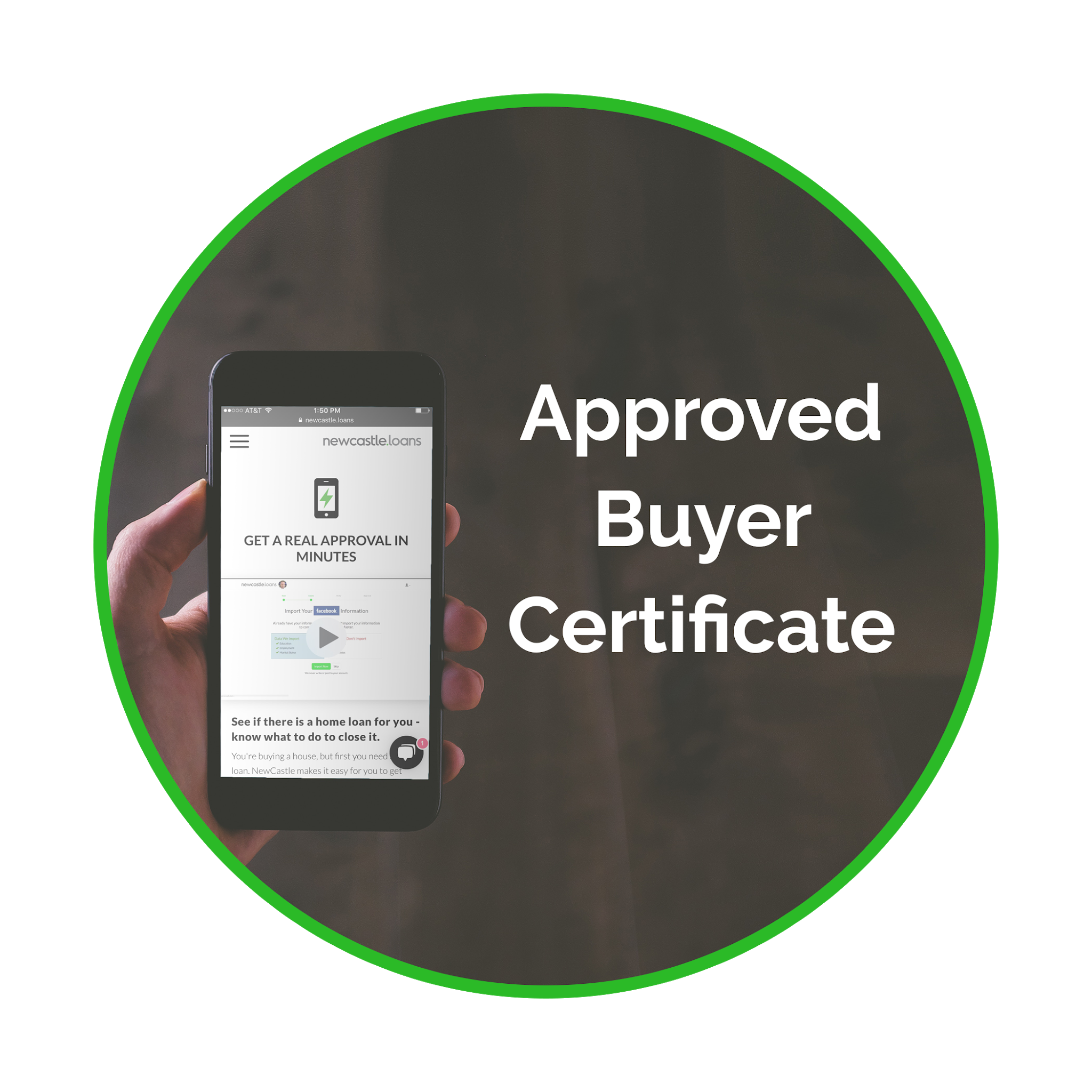 Approved Buyer Certificate