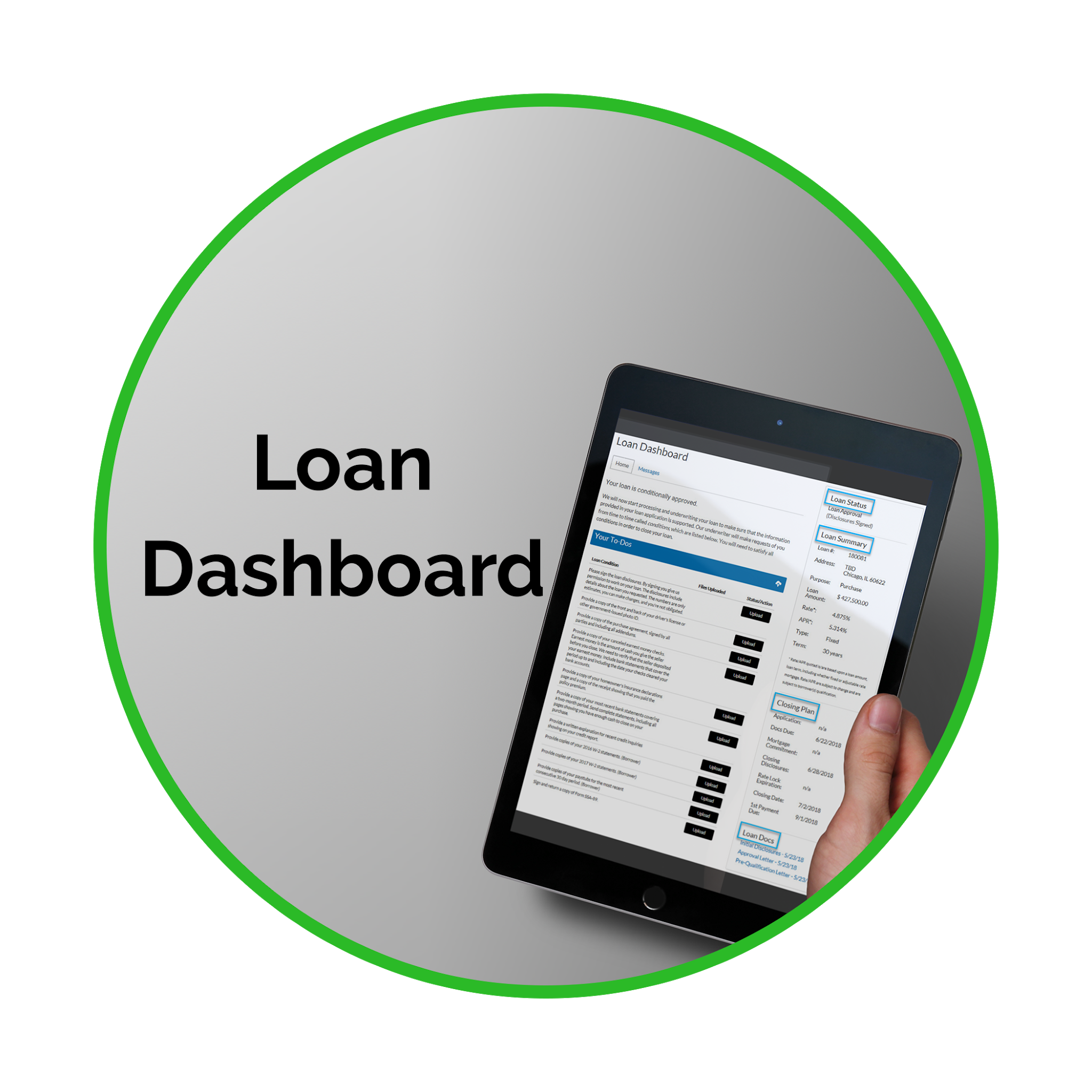 Loan Dashboard