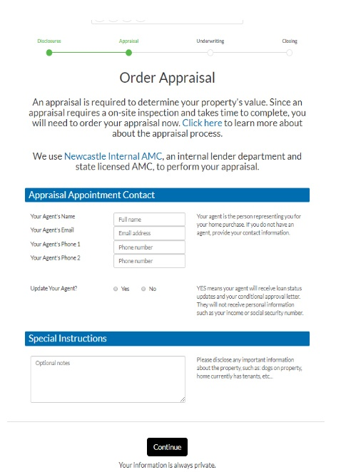 order-appraisal
