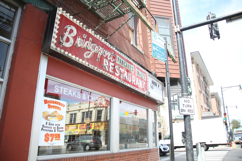 bridgeport restaurant diner